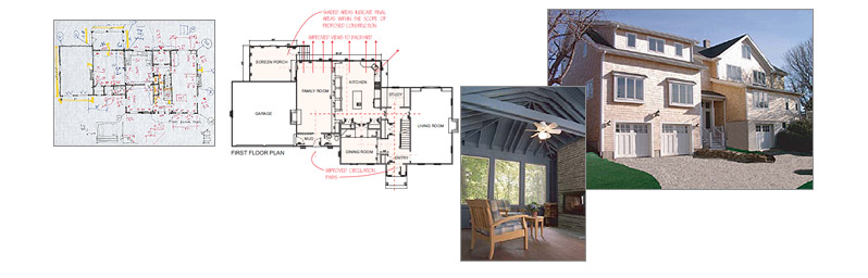Boston Architect servicing Reading, Wakefield, Andover, Wellesley and many other great towns!